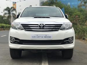 Toyota Fortuner 4x2 AT (2016) in Mumbai