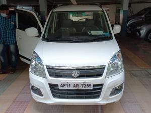 Maruti Suzuki Wagon R 1.0 MC VXI (2013) in Hyderabad