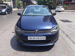 Volkswagen Vento 1.6L AT Highline Diesel (2015) in Mumbai