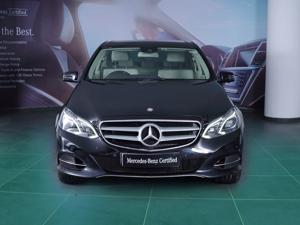 Mercedes Benz E Class E350 CDI Avantgarde (2015) in New Delhi