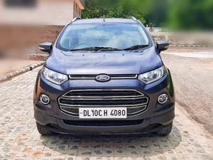 Ford EcoSport 1.5 TDCi Titanium(O) MT Diesel (2016) in Noida