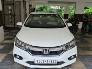 Honda City VX(O) 1.5L i-DTEC Sunroof (2017) in Hyderabad