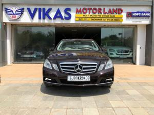 Mercedes Benz E Class E220 CDI Blue Efficiency (2012) in Ahmedabad