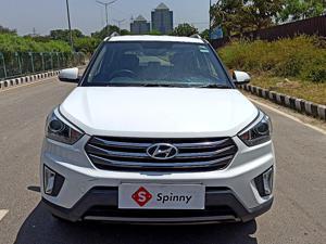 Hyundai Creta 1.6 SX Plus AT Petrol (2017) in Gurgaon