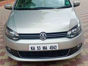 Volkswagen Vento 1.6L MT Highline Diesel (2013) in Bangalore