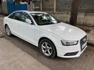 Audi A4 2.0 TDI Multitronic Premium (2013) in Pune