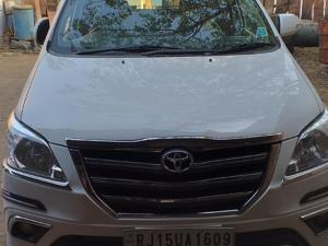 Toyota Innova 2.5 VX (Diesel) 8 STR Euro4 (2015) in Jodhpur