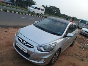 Hyundai Verna Fluidic 1.6 CRDI SX (2013) in Madurai