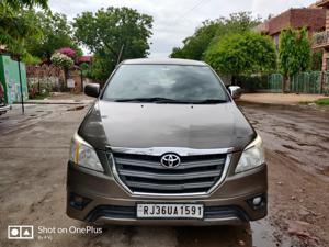 Toyota Innova 2.5 G (Diesel) 8 STR Euro4 (2015) in Jodhpur