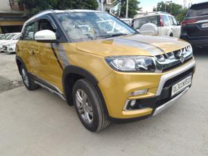 Maruti Suzuki Vitara Brezza ZDI Plus (2018) in Palwal
