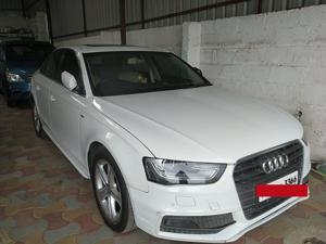 Audi A4 2.0 TDI (143bhp) (2012) in Hosur