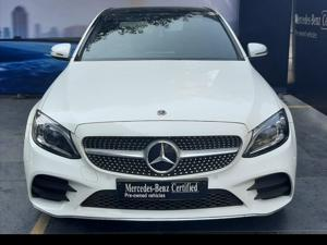 Mercedes Benz C Class C 220d Progressive (2019) in Visakhapatnam