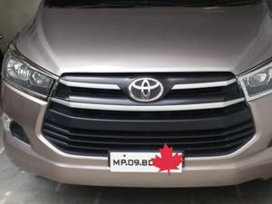 Toyota Innova Crysta 2.4 G 8 Str (2018) in Ujjain