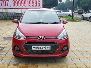 Hyundai Xcent 1.2L Kappa Dual VTVT 5-Speed Manual SX (O) (2014) in Aurangabad