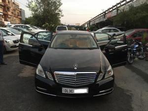 Mercedes Benz E Class E250 CDI BlueEfficiency (2011) in Ghaziabad