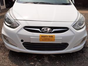 Hyundai Verna Fluidic 1.6 CRDI SX (2013) in Itarsi