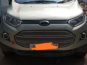 Ford EcoSport 1.5 TDCi Titanium (MT) Diesel (2014) in Jhansi