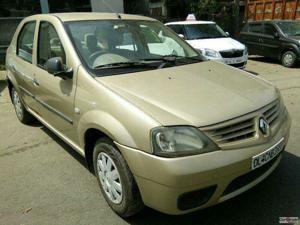 Mahindra Renault Logan Edge GLX 1.4 (2007)