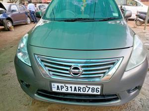Nissan Sunny XV Diesel (2012) in Vijayawada
