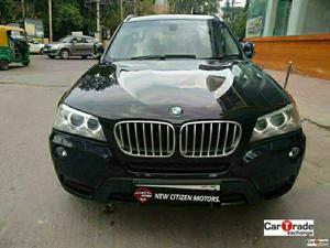BMW X3 2011 xDrive30d (2012)