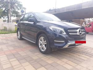 Mercedes Benz GLE 350 d (2016)