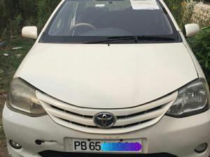 Toyota Etios VD (2012) in Panchkula