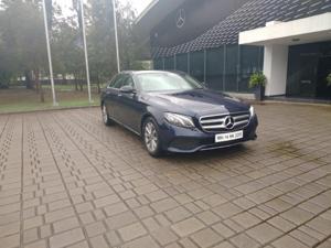 Mercedes Benz E Class E 350 d