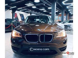 BMW X1 sDrive20d xLine (2015)