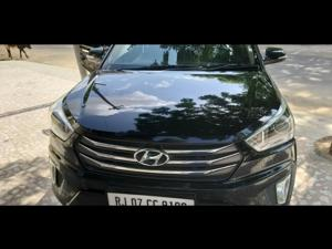 Hyundai Creta SX+ 1.6 CRDI VGT (2016) in Bikaner