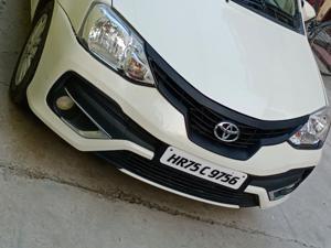 Toyota Etios Cross V 1.5L Petrol (2017) in Yamunanagar