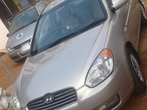 Hyundai Verna CRDI VGT 1.5 (2007) in Kadapa