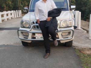 Mahindra Scorpio SLE 2.6 CRDe (2009) in Raigarh