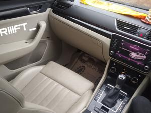 Skoda Superb L&K TSI AT (2017) in Jamnagar