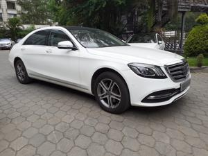 Mercedes Benz S Class S 350D (2019) in Bangalore