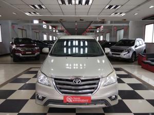 Toyota Innova 2.5 VX 7 STR BS IV (2014) in Hospet