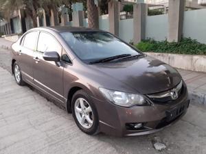 Honda Civic 1.8V AT (2011)