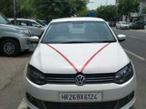 Volkswagen Vento Highline Petrol AT (2013)