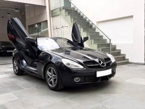 Mercedes Benz SLK Class SLK 200 K (2010)