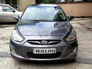Hyundai Verna 1.6 CRDI EX (2014) in Kolkata
