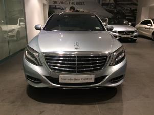 Mercedes Benz S Class S 350D (2016) in Udaipur