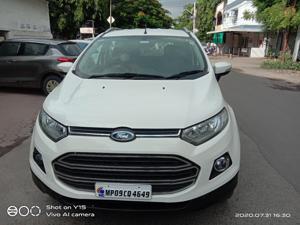 Ford EcoSport 1.5 TDCi Titanium(O) MT Diesel (2014) in Ujjain