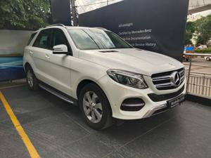 Mercedes Benz GLE 250 d (2016)