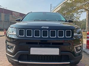 Jeep Compass Limited 1.4 Petrol AT (2018)