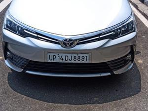 Toyota Corolla Altis 1.8G(CVT) (2017) in Ghaziabad