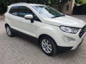 Ford EcoSport 1.5 TDCi Titanium(O) MT Diesel (2019) in Ghaziabad