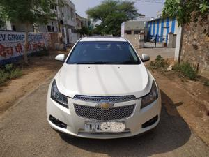 Chevrolet Cruze LTZ AT (2013) in Jaipur