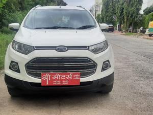 Ford EcoSport 1.5 TDCi Titanium (MT) Diesel (2013)