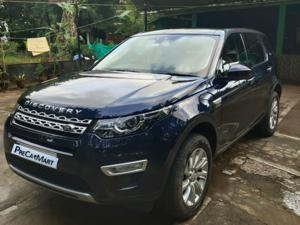 Land Rover Discovery Sport HSE (2017)