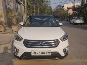 Hyundai Creta SX+ 1.6 CRDI VGT (2015)