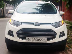 Ford EcoSport 1.5 TDCi Titanium (MT) Diesel